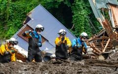 الصورة: صورة وتعليق.. انهيارات أرضية