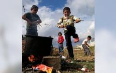 الصورة: الشعب السوري يواجه أزمة إنسانية كارثية خلال أيام