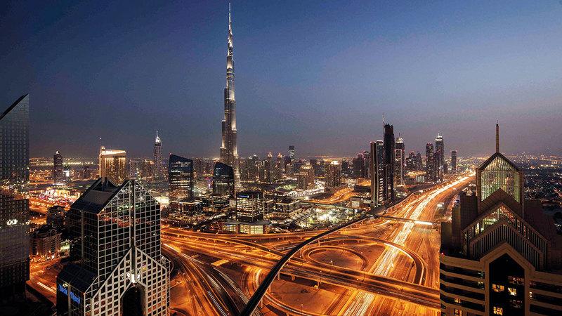 إطار العمل التنظيمي الذي طورته دبي يوفر نموذجاً وهيكل حوكمة للمستقبل والأعمال.   أرشيفية