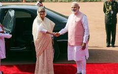 الصورة: «دبلوماسية المانجو» تنشط بين الهند وبنغلاديش