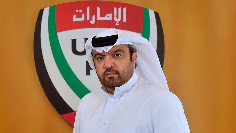 يوسف السهلاوي: «اتحاد الكرة سيعمل على توفير كل احتياجات استضافة مباريات المجموعة الخامسة».