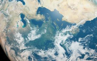 الصورة: اكتشاف قارة غارقة أكبر من أستراليا تحت آيسلندا