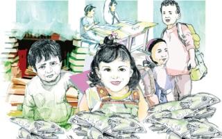 الصورة: «أبومحمد» يعجز عن سداد متأخرات إيجارية ورسوم مدارس أبنائه