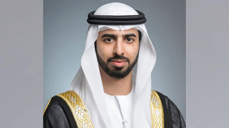 وزير دولة للذكاء الاصطناعي والاقتصاد الرقمي وتطبيقات العمل عن بُعد: عمر سلطان العلماء.