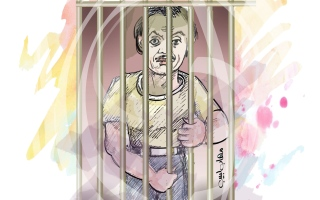 الصورة: السجن عاماً لمنتحل صفة مفتش بلدية في خورفكان