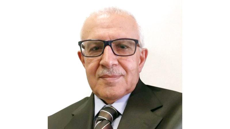 الدكتور عبدالعزيز السرطاوي.   وام