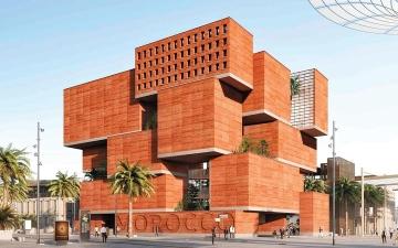 الصورة: المغرب يكشف عن مستقبل مستدام في «إكسبو 2020 دبي»