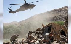 الصورة: تأثير الانسحاب الأميركي من أفغانستان على منافسة الصين
