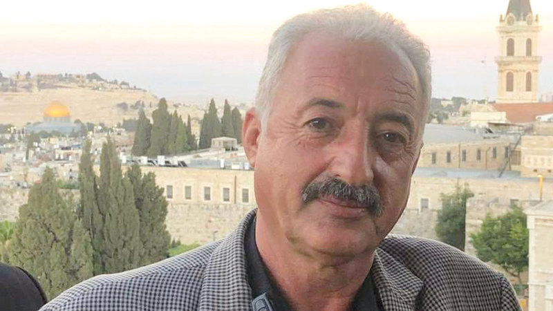 فخري أبودياب: «الاحتلال يزعم بأن المنطقة أحد معالم إرث الشعب اليهودي قبل 3000 عام».