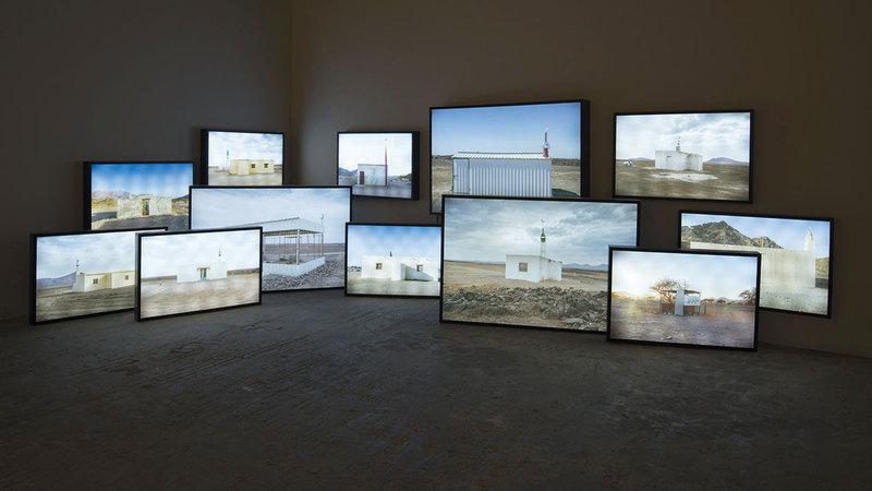 أول مجموعة من الأعمال الفنية سيتم ضمها إلى المبادرة المصمّمة لبناء مجموعة فنية مؤسساتية لإمارة دبي.  من المصدر