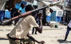 الصورة: صعوبات كبيرة تعطل إيجاد علاج ناجع للعنف في الصومال