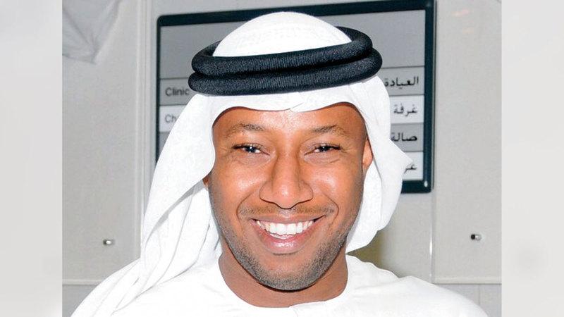 أحمد سعيد: «حجم تحدي بني ياس في الموسم الجديد سيكون أكبر».