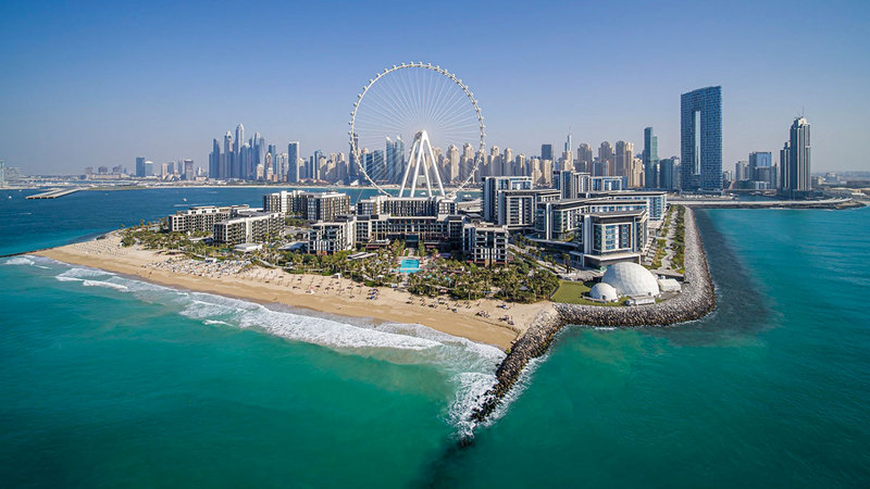 دبي أصبحت وجهة دولية رائدة للرحلات البحرية في المنطقة.  من المصدر