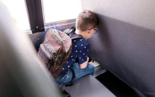 الصورة: خبراء: حافلات مراكز خاصة لا تخضع لمعايير سلامة الأطفال