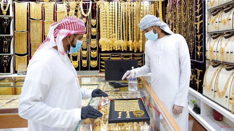 يشارك في المبادرة أكثر من 125 متجر مجوهرات من جميع أنحاء إمارة دبي.  الإمارات اليوم