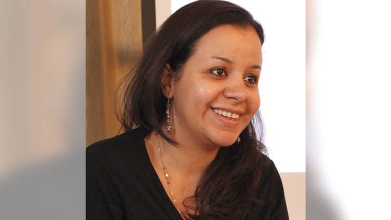 إلهام عيداروس تفجّر قضية لنصرة حقوق النساء.  أرشيفية