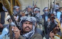 الصورة: تقدّم «طالبان» نحو السيطرة على كل أفغانستان يتسارع