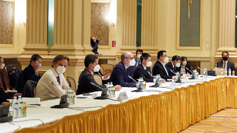 مفاوضات جنيف يجب ألا تركز على تلبية رغبات إيران.  أرشيفية
