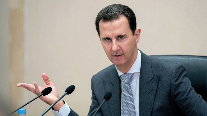 بعد بضعة أسابيع من إعادة انتخاب الرئيس الأسد تحاول دول أوروبية صغيرة عدة تحسين علاقتها مع سورية.  أرشيفية