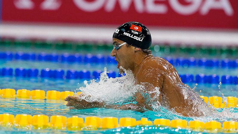 التونسي أسامة الملولي يعاود البحث عن الذهب الأولمبي في طوكيو.   من المصدر