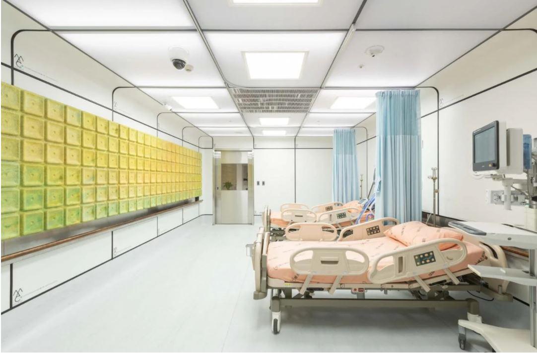 عمل المهندس التايواني، آرثر هوانغ، وفريقه على انجاز أول جناح مستشفى في العالم مبني من مواد معاد تدويرها. سي إن إن