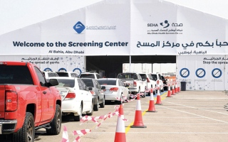 الصورة: مواعيد جديدة لمراكز لقاحات «كورونا» في أبوظبي خلال العيد