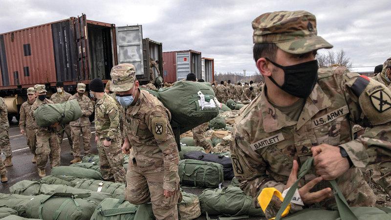 انسحاب القوات الأميركية من أفغانستان يترك فراغاً تملأه الصين.  عن «نيويورك تايمز»