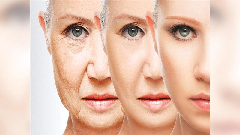 الشيخوخة المبكرة ترجع إلى أسلوب الحياة غير الصحي.  أرشيفية