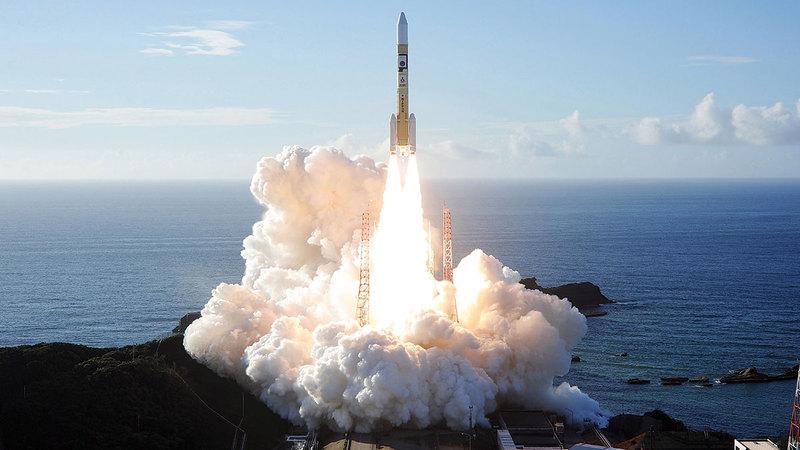 الـ 20 من يوليو 2020 محطة مضيئة في تاريخ مشروع الإمارات لاستكشاف المريخ.  أرشيفية