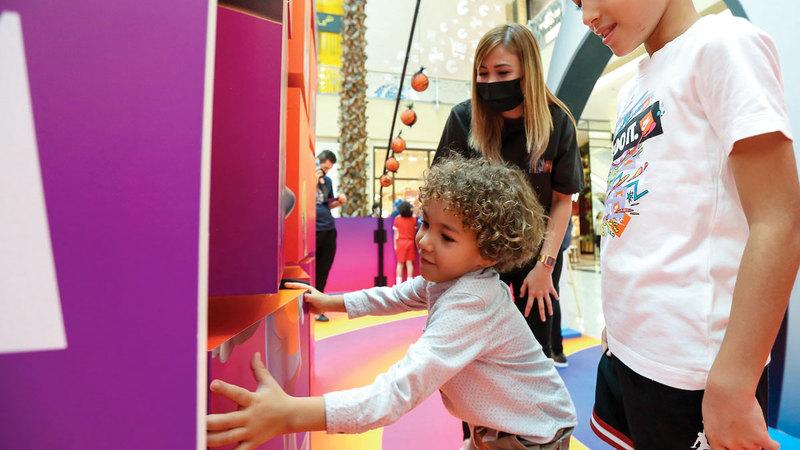 فعاليات متنوعة تقدمها «مفاجآت صيف دبي» لسكان دبي وزوارها.  من المصدر