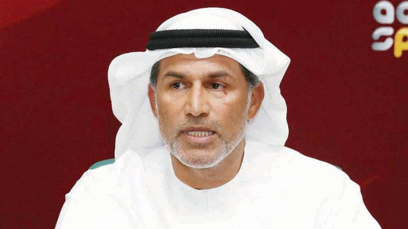 ناصر التميمي: «طموحنا في طوكيو إحراز ميدالية لتكون إنجازاً جديداً للجودو ولرياضة الإمارات».