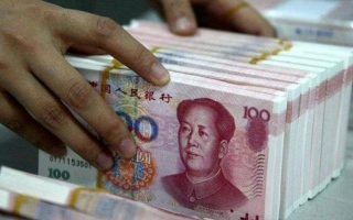 """الصورة: البنوك المركزية ستسرع تحول """"اليوان"""" إلى عملة عالمية"""