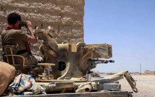 الصورة: اشتعال المعارك في جبهات جنوب وغرب مأرب