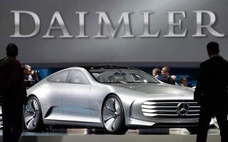 الصورة: «دايملر» تستثمر 40 مليار يورو في السيارات الكهربائية بحلول 2030