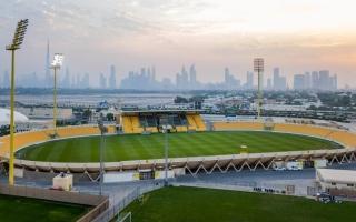 الصورة: الاتحاد الإماراتي يختار ملعب المنتخب في ذهاب تصفيات مونديال 2022