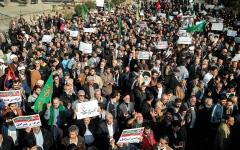 الصورة: الباحث رفيع زادة: قادة الاتحـاد الأوروبي يتجاهلون «مظالم» الإيرانيين