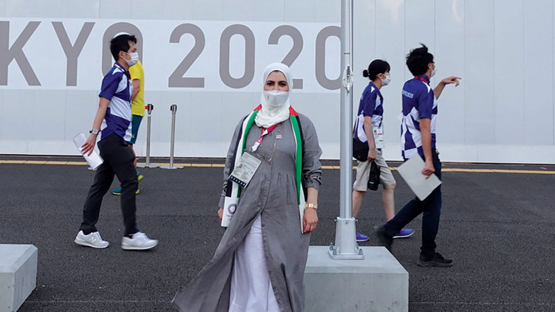 عزة بنت سليمان: قيادتنا الرشيدة التي أسعدت شعبها على الدوام تستحق أن نبذل من أجلها الغالي والنفيس، بما يحقق تطلعاتها وغاياتها في رفعة وازدهار الإمارات.