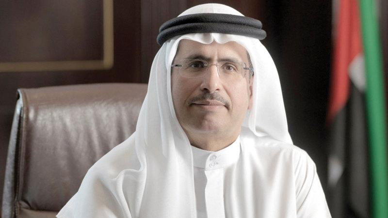 سعيد محمد الطاير: «توفير بنية تحتية متطورة للكهرباء والمياه، لتلبية الطلب المتزايد، ومواكبة احتياجات التنمية المستدامة في دبي».