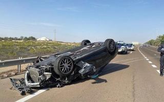 الصورة: حوادث الطرق صيفاً تتسبب في 25% من الوفيات سنوياً بالدولة