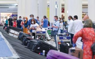 الصورة: وكالات: «رحلات العودة» تُبقي تذاكر الطيران في مستويات مرتفعة