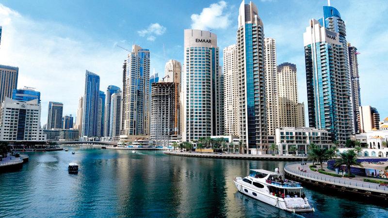 القطاع العقاري في دبي حافظ على وتيرة أداء متصاعدة. أرشيفية
