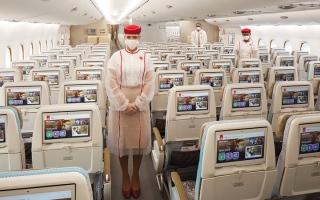 الصورة: 695 ألف مقعد على الرحلات في مطارات الدولة خلال أسبوع «الأضحى»