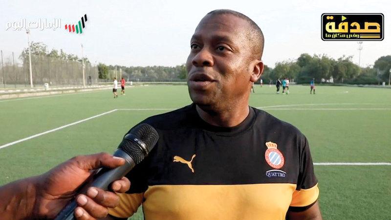 معتوق سعيد: «الأندية مقصّرة مع لاعبيها، كم لاعباً من جيل الـ90 في أندية الدولة؟».