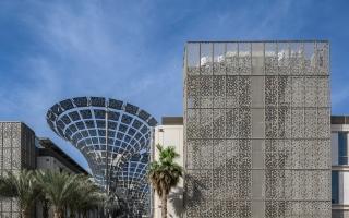 الصورة: «إيه بي بي» تقدم حلولاً مستدامة في إكسبو 2020 دبي