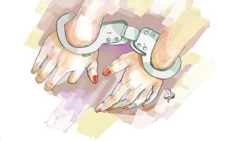 الصورة: 10 سنوات سجن لمسافرة بررت جلب الكوكايين بـ«كورونا»