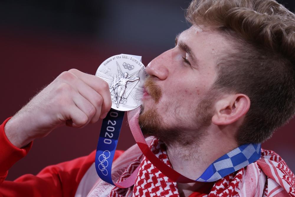 صورة حصاد اليوم الثالث من أولمبياد طوكيو.. 4 ميداليات تطوق أعناق العرب (صور) – رياضة – عربية ودولية