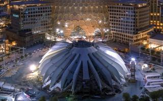 الصورة: «إيه بي بي» تقدم حلولاً مستدامة في «إكسبو 2020 دبي»