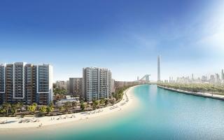 الصورة: مشروع تحت الإنجاز.. «عزيزي ريفييرا».. 16 ألف وحدة سكنية مع بحيرة بطول 2.7 كيلومتر