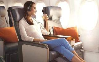 الصورة: الراحة عنصر مهم في الرحلات الجوية.. لكنها ليست مجانية