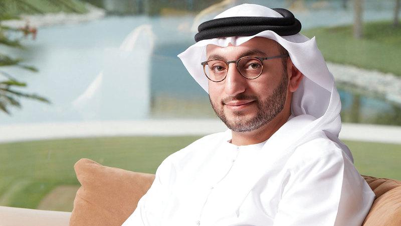 سعود أبوالشوارب: «الصناعات التحويلية في الدولة توسعت بسرعة، لتصبح محركاً رئيساً لاقتصاد قائم على المعرفة والابتكار».
